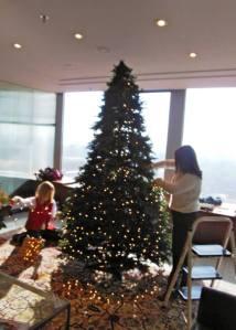 tree decorating 2
